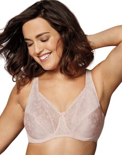 Playtex Secrets Beautiful Lift Underwire Bra