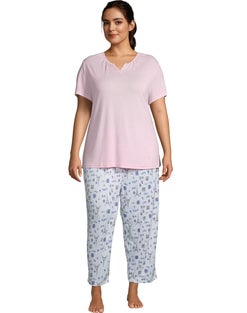 Goodnight Kiss Pastels Over Paris Capri Plus Sleep Set