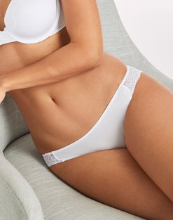 Maidenform® Comfort Devotion® Lace Back Tanga