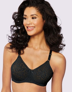 Bali Lace 'n Smooth® Underwire Bra