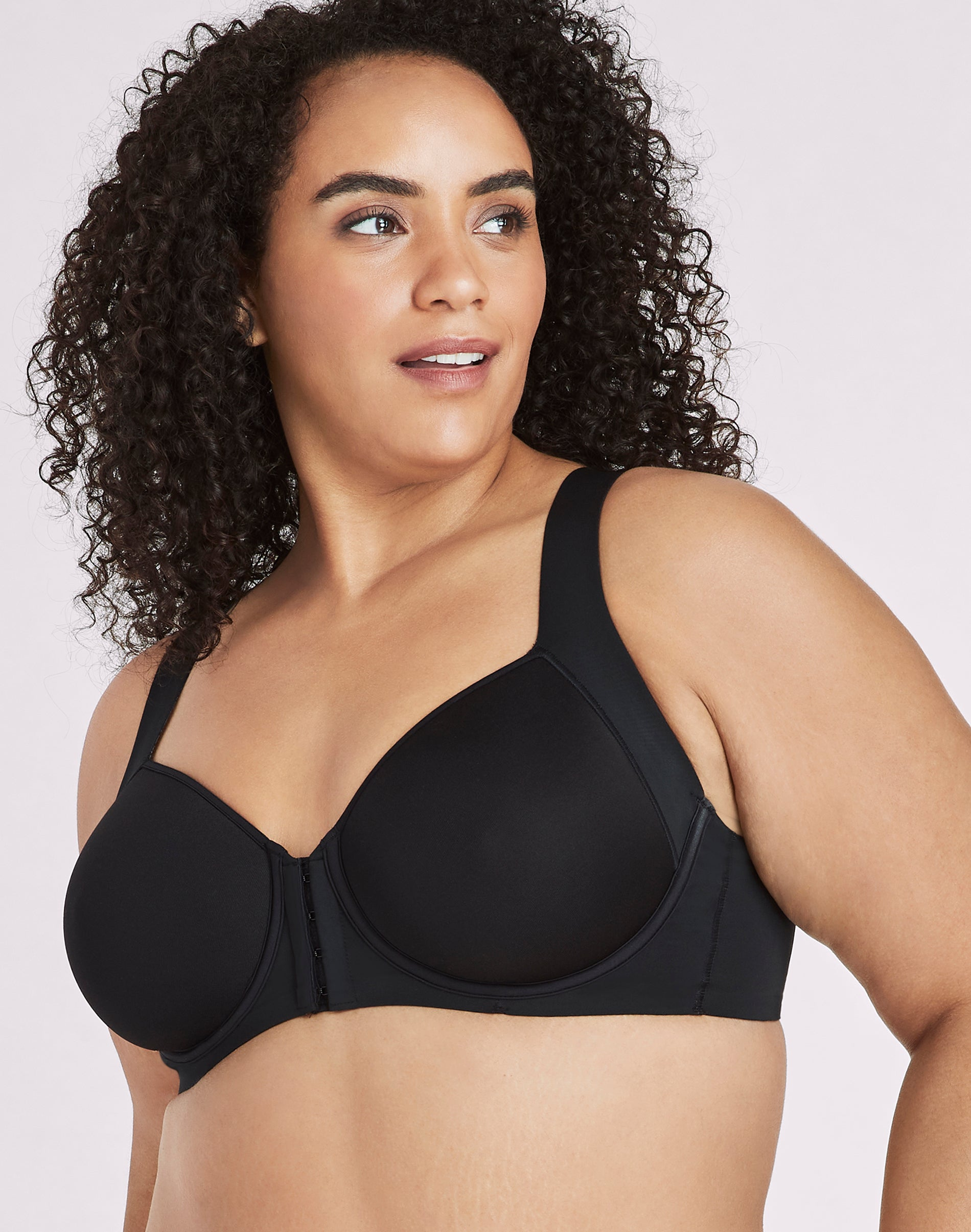 Bali One Smooth U EverSmooth Back Smoothing Underwire Bra