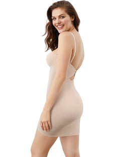 Maidenform Slip with Built-in Bra – Cool Comfort™ and Anti-Static