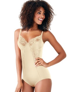Flexees by Maidenform Body Shaper with Built-in Bra