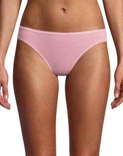 Cotton Stretch Bikini, 3-Pack