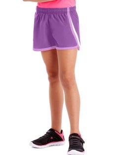 Hanes Sport™ Girls' Woven Performance Training Shorts