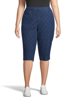 JMS 2-Pocket Pull-On Capris