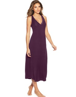 Maidenform V-Neck Maxi Gown