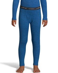 Hanes Boys' Space Dye Pant