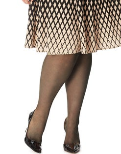 Just My Style Support Pantyhose, Enhanced Toe 3-Pack