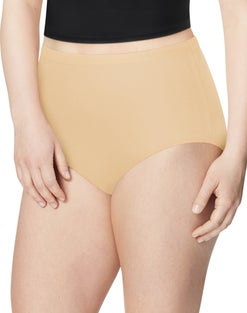 JMS Cotton Body Tone Briefs, 6-Pack