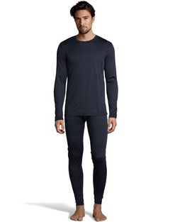 Climate Essentials by Cuddl Duds Men's Poly Thermal Set