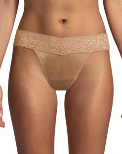 Maidenform® Dream® Thong with Lace
