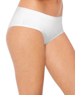 Hanes® Ultimate™  Smooth Tec™ Women's Hipster Panties 3-Pack