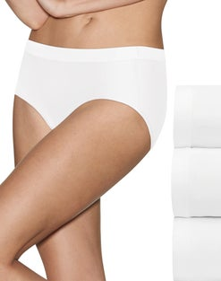 Hanes Ultimate™ Women's Constant Comfort® X-Temp® Hipster 3-Pack