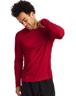 Hanes Sport™ Men's FreshIQ™ Cool DRI® Long Sleeve Tee