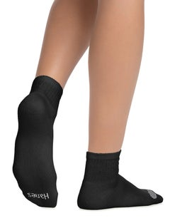 Hanes Women's Cool Comfort® Ankle Socks 6-Pack