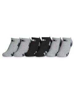 Performance No-Show Socks 6-pairs