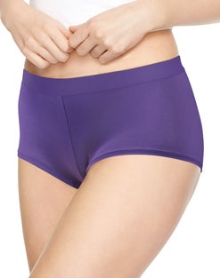 Hanes Women's Performance Cool X-Temp® Boyshort Panties 3-Pack