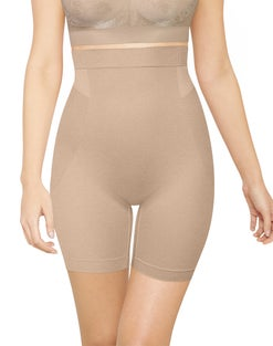 Bali Customized Comfort Seamless High-Waist Thigh Slimmer