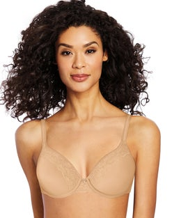 Bali® One Smooth U® Ultra Light Lace with Lift Underwire