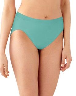 Bali Comfort Revolution Microfiber Hi-Cut Panty, 3-Pack