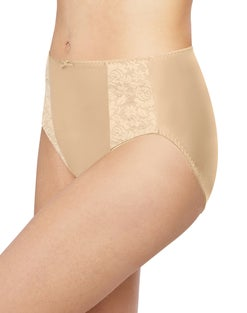Bali Double Support Hi-Cut Panty