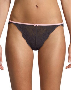 Maidenform® Lace Tanga