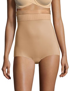 Maidenform High Waist Brief with Cool Comfort™ and Anti-Static