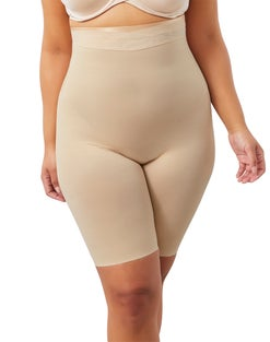 Maidenform High Waist Thigh Slimmer with Cool Comfort™