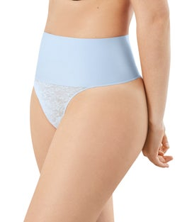 Maidenform Shaping Thong with Cool Comfort™