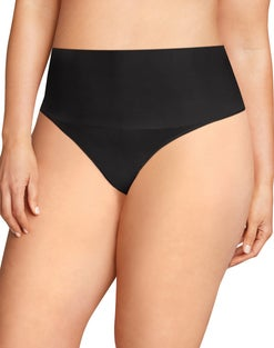 Maidenform Curvy Shaping Thong with Cool Comfort™