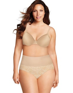 Maidenform Curvy Shaping Brief with Cool Comfort™