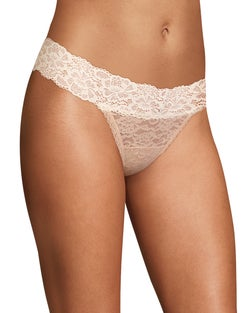 Maidenform Sexy Must Haves Lace Thong