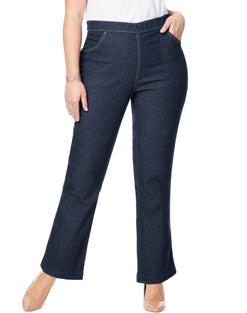 JMS 4-Pocket Bootcut Jeans, Petite Length