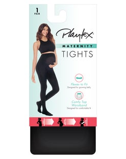 Playtex Maternity Opaque Tights