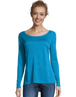 Hanes Sport™ Women's Performance Long-Sleeve Tunic