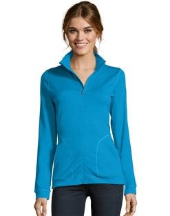 Hanes Sport™ Women's Performance Zip Up Jacket