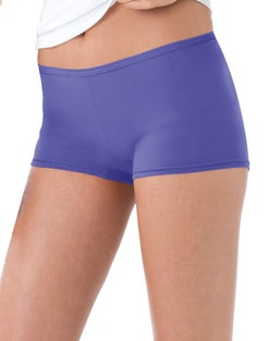 Hanes Cool Comfort™ Women's Cotton Boy Brief Panties 6-PacK