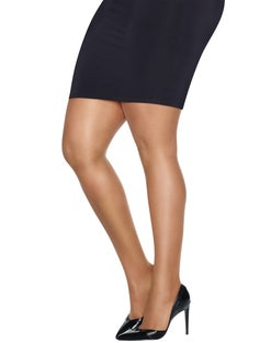 Just My Size Ultra-Sheer Run-Resistant Pantyhose, 1-Pack