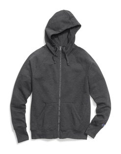 Plus Powerblend® Fleece Full Zip Hoodie