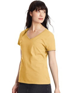 Hanes Women's Nano-T® V-Neck T-Shirt