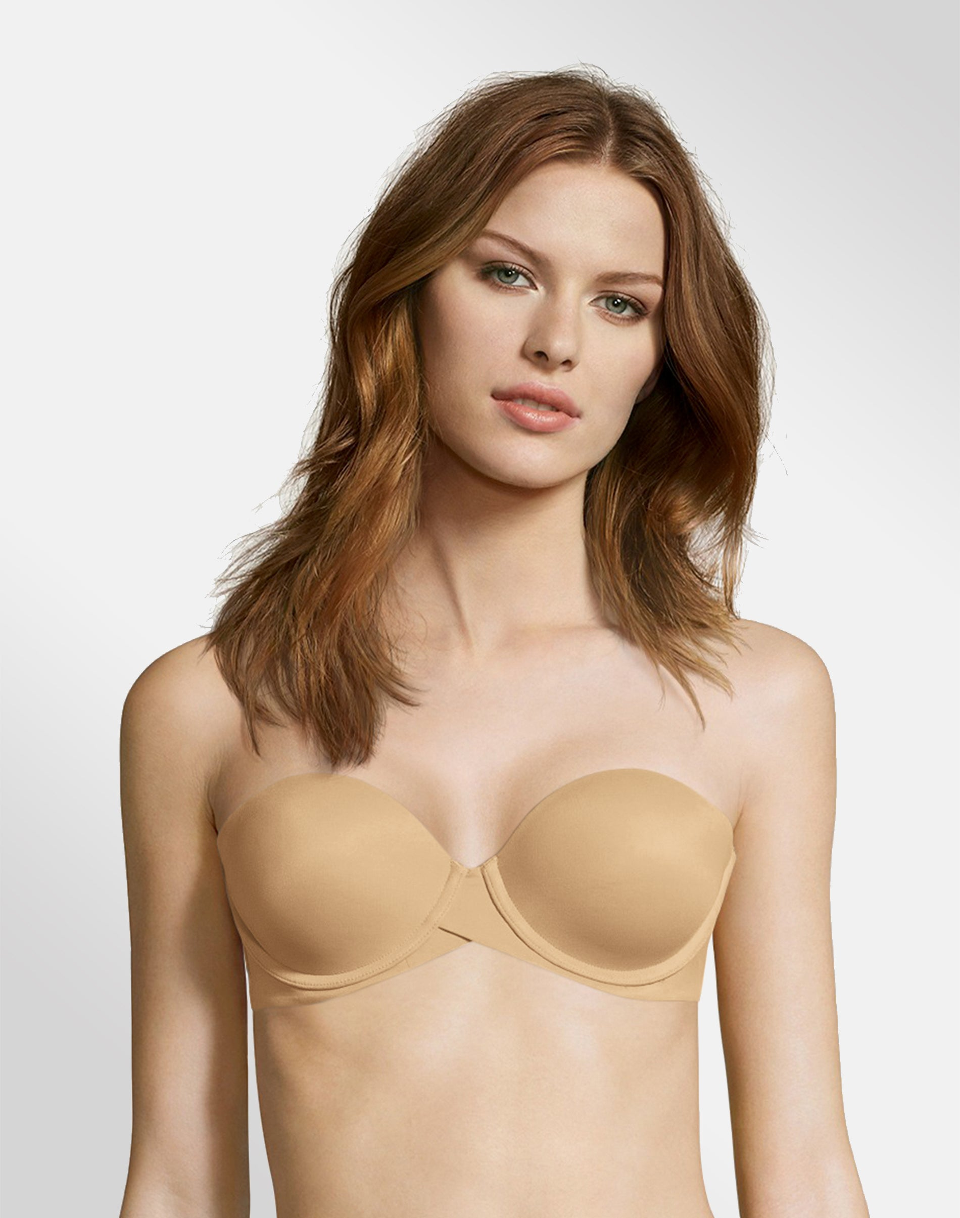 Details about  /Self Expressions SE6990 Stay Put Strapless Bra