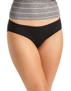 Hanes Pure Bliss® Women's Hipsters with ComfortSoft® Waistband 10-Pack