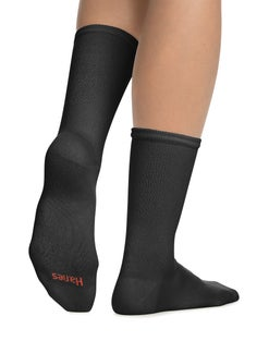 Hanes Ultimate™ Women's Crew Socks 6-Pack