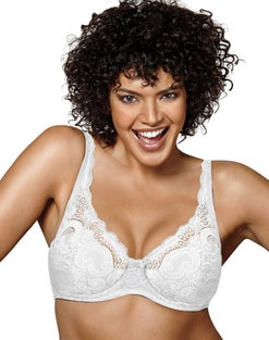 Playtex Secrets Beautiful Lift Lightly Lined Underwire Bra