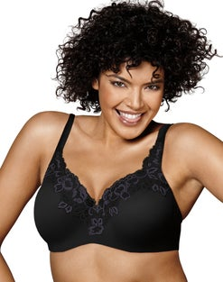 Playtex Secrets Amazing Shape Balconette Underwire Bra