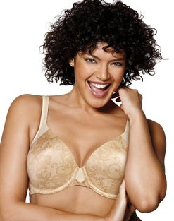 Playtex Secrets Incredibly Smooth T-Shirt Underwire Bra