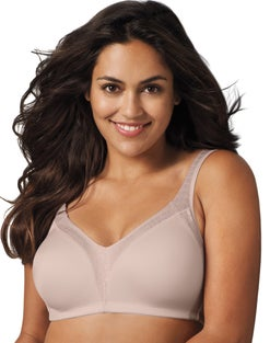 Playtex 18 Hour 4E77 Back Smoother Wirefree Bra