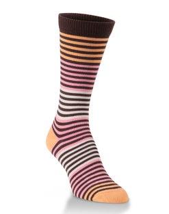 World's Softest® Market Stripe Crew Socks