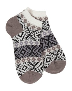 World's Softest® Gallery Textured Low Cut Socks